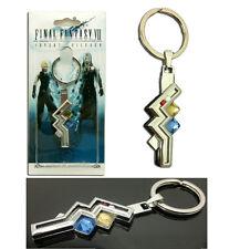 Final Fantasy 13 FF XIII-2 Lightning Cosplay Keychain Key Ring