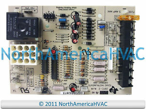 Details about ICP Heil Tempstar Comfort Maker Furnace Fan Control Circuit on