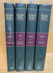 Matthew-Henry-039-s-Commentary-on-the-Whole-Bible-Volumes-1-4