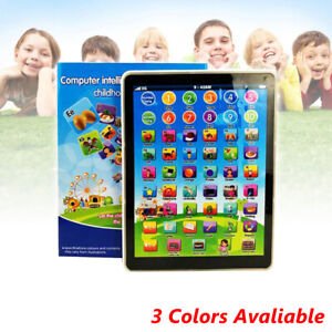Kid Children Tablet Mini Pad Educational Learning Toys for Baby (Random Color) 2