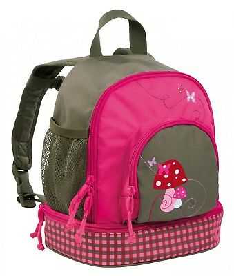 Competente Casual 4 Kids Mini Backpack Mushroom Bambini Zaino Pink Rosa Magenta-mostra Il Titolo Originale