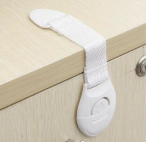 Baby Kids Child  Safety Locks For Cabinets Drawers UK Stock