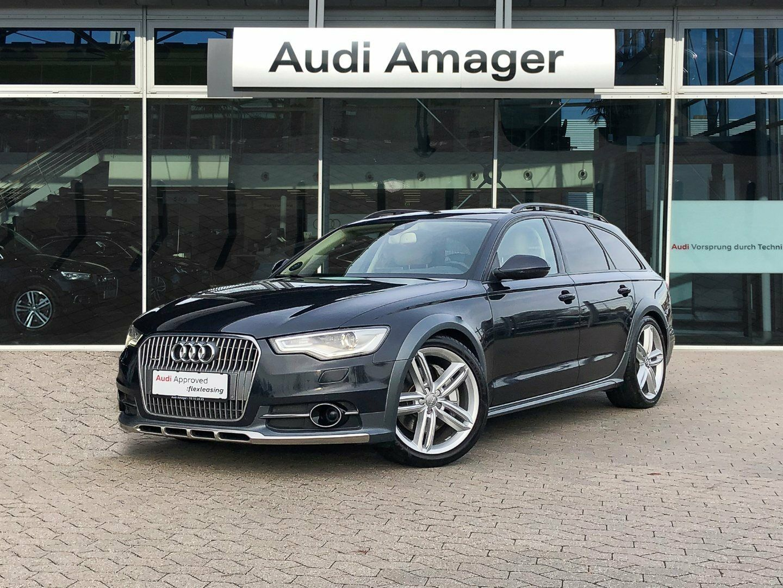 Audi A6 allroad 3,0 TDi 313 quattro Tiptr. 5d - 2.259 kr.