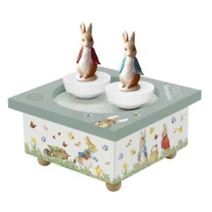 Boite à Musique Dancing Peter Rabbit© - Trousselier S95860