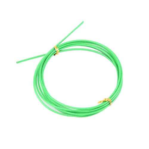 Colorful Crossfit Replaceable Wire Cable Speed Jump Ropes Skipping Rope  OJ