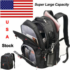 S27-S25-Waterproof-Travel-Bag-USB-Laptop-Backpack-Computer-Notebook-School-Bag