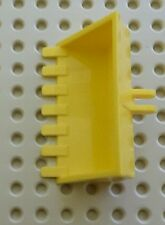 LEGO 30394 TECHNIC 7 TOOTH DIGGER BUCKET YELLOW. From sets 7633, 6600, 7246 etc