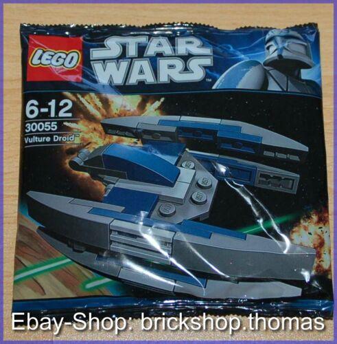 LEGO star wars 30055-vautour Droid-Mini nouveau OVP