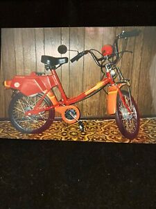 1978 AMF Roadmaster Pedal Moped, Excellent Condition