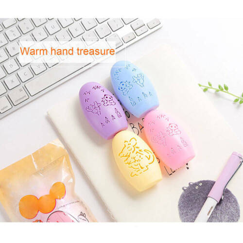 Mini Baby Warm Paste Self-Heating Hand Warmer Warm Hand Egg Universal Student