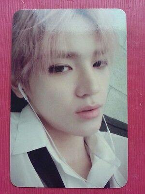 NCT #127 Taeil Oficial Tarjeta con fotografía 3rd álbum Cherry Bomb Foto Tarjeta 태일
