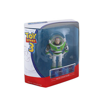New! Disney Toy Story BUZZ LIGHTYEAR 10cm OFFICIAL PVC Figure New In Box S