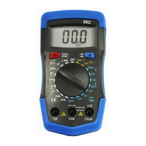 Multimetre-Numerique-HOLDPEAK-HP-36C-Compact-AC-DC-600-V-10-A-Prix-Sacrifie