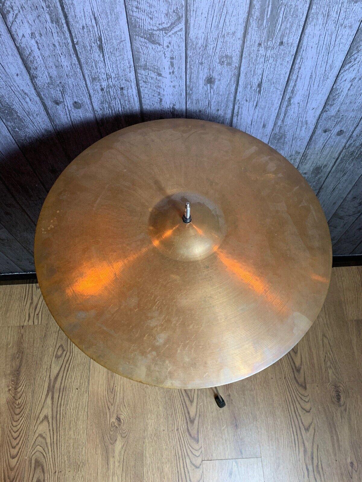 """Vintage 18"""" Cymbal  259"""