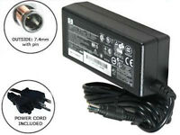 Genuine Hp Pavilion Dv3-2000 65 Watt Smart Pin Ac Adapter 574063-001