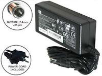 Genuine Hp Pavilion Dv3-2000 65 Watt Smart Pin Ac Adapter 574063-001