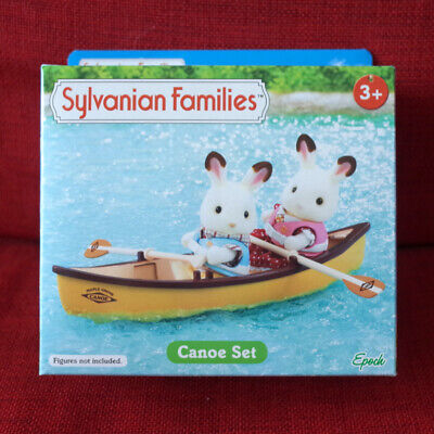 Epoch Whipple Sylvanian Families Set W-90 Calico Critters