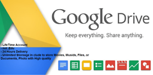 Unlimited-Google-Drive-Lifetime-Cloud-Storage-Account-100-Guaranteed