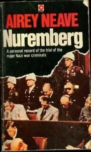 Nuremberg-Coronet-Books-by-Neave-Airey-0340254505-The-Cheap-Fast-Free-Post