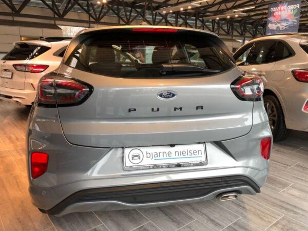 Ford Puma 1,0 EcoBoost ST-Line DCT - billede 4
