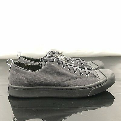 27a6fe1b42ee Converse Jack Purcell JP M-Series OX Black Grey Shoe 153619C 10.5