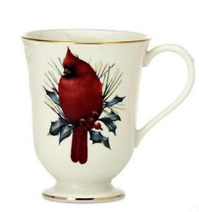 Lenox winter greetings holiday cardinal bird catherine mcclung image is loading lenox winter greetings holiday cardinal bird catherine mcclung m4hsunfo