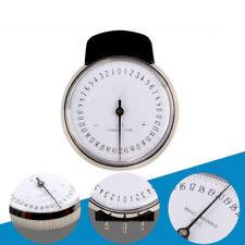 0 20mm Ophthalmic Lens Clock Base Curve Optician Lens Measure Gauge Tool