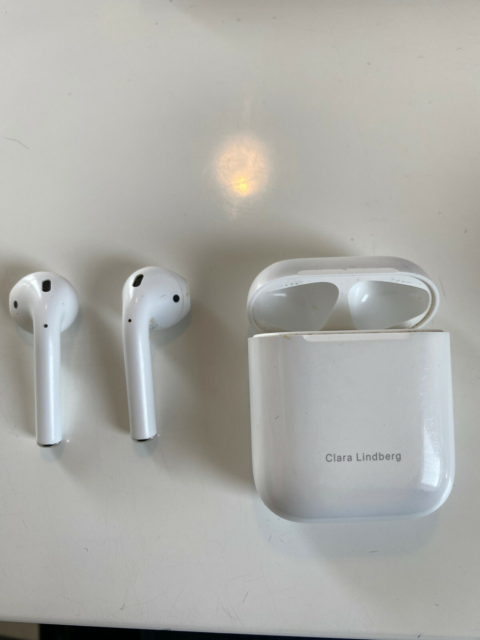 in-ear hovedtelefoner, Apple, AirPods , Rimelig, Original…