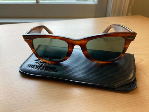 Vintage Ray Ban Classic Wayfarer Sunglasses