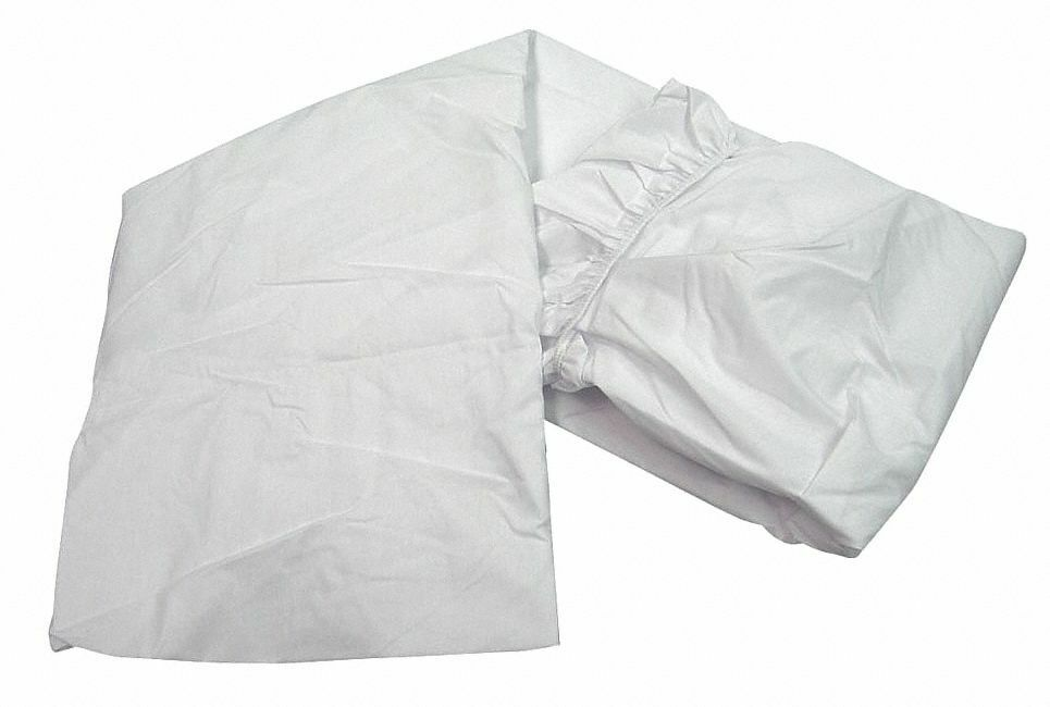 R & R Textile X30020 - Fitted Sheet Twin PK12