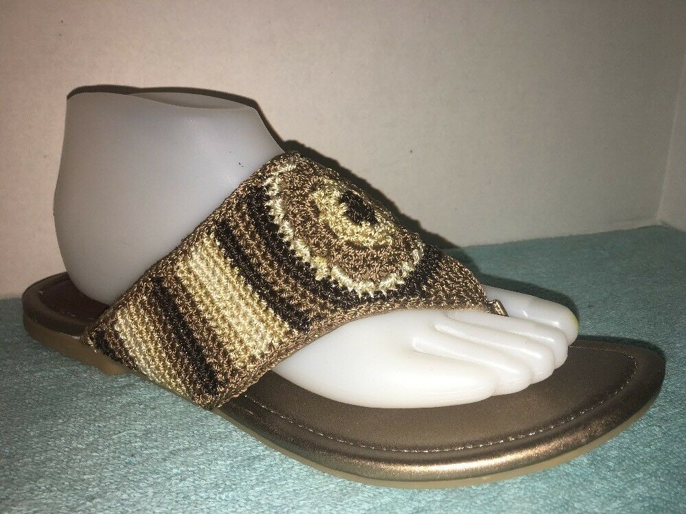 Gentlemen/Ladies The Sak Crochet Thong/Flip Flops-Sandals-Size 7 Every item described good is available Beautiful Very good described color 4da622