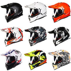 meet sale uk on feet at LS2 MX436 Pioneer Trigger Off Road Motorcycle Motocross Helmet ...