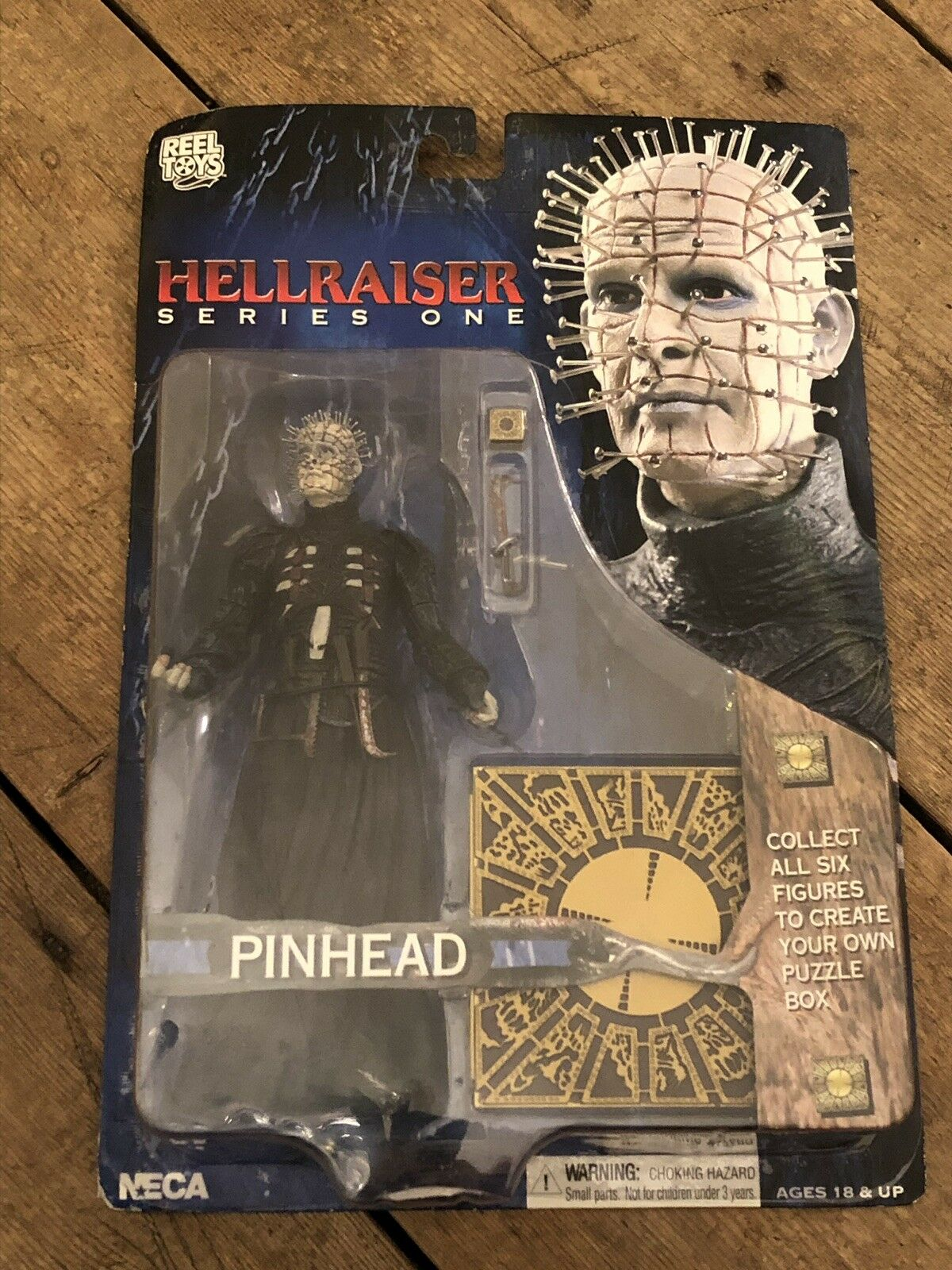 NECA Hellraiser Series 1 Pinhead AFHRS1 18
