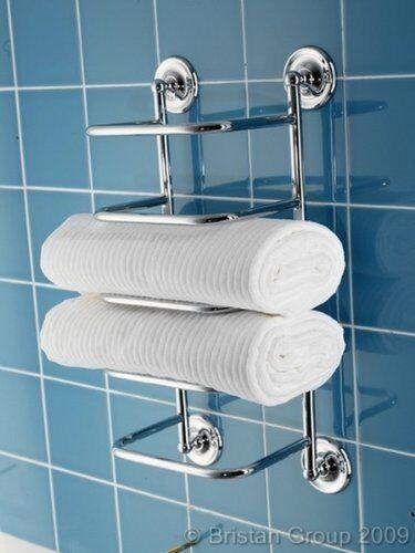 Bristan COMP TSTACK1 C Towel Stacker Chrome