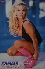 PAMELA ANDERSON - A3 Poster (ca. 42 x 28 cm) - Clippings Fan Sammlung NEU