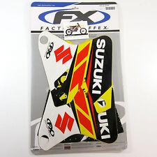 Factory Effex EVO 13 Graphics Suzuki DRZ400 01 02 03 04 05 08 10 11 13 14 15 17