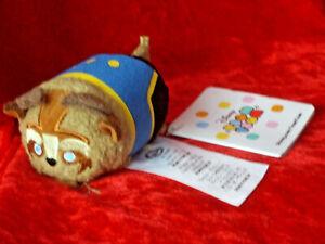 Disney Beast BNWT Tsum Tsum Genuine soft toy plush Beauty and the Beast
