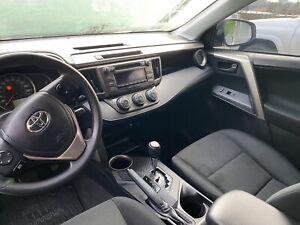 2015 Toyota RAV 4 LE