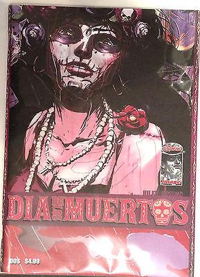 Dia De Los Muertos #2 Dos NM- 1st Print Free UK P&P Image Comics