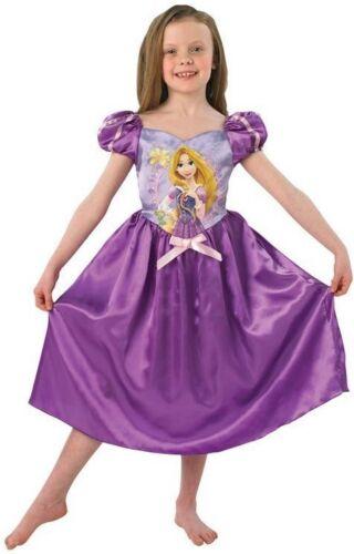 Rubies Kinderkostüm 3888798 Rapunzel Storytime Kleid Lila Disney Prinzessin