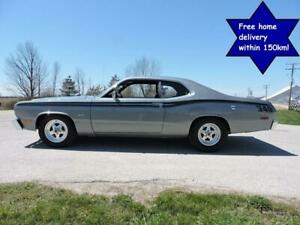 1973 Plymouth Duster 340 4 speed Numbers matching Beautiful condition