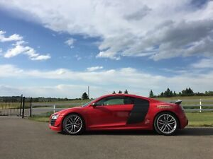 Rare 2015 Audi R8 LM, #8 of 8, loaded, mint.