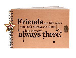 Best-Friends-Scrapbook-Photo-Album-Friend-Christmas-Birthday-Gift-Idea