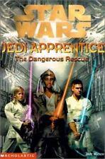 Star Wars Jedi Apprentice: The Dangerous Rescue Bk. 13 by Jude Watson (2001, Paperback)