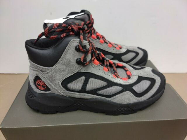 Timberland Ripcord Mid Hiker Men Hiking Boots suede  worang size 8