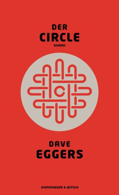 Der Circle - Dave Eggers - UNGELESEN! HC