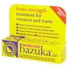 Bazuka GEL 5g Extra Strength for Verrucas Warts Corns