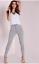 Da Donna vita alta Pianura//Ripped Knee Skinny Slim Donna Jeans Jeggings 6-22