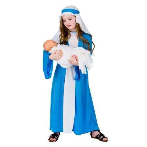 Child Holy NATIVITY Christmas Play Fancy Dress Costume Mary Joseph Wise Men Star