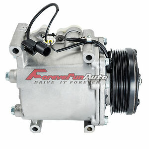 Details about A/C Compressor and Clutch Fits Mitsubishi Eclipse, Endeavor,  Galant, Outlander